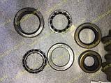 Ремкомплект рулевой колонки Ваз 2101 2102 2103 2106 (полный) с подшипником, фото 4