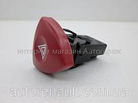 Переключатель аварийного сигнала на Рено Трафик - Renault (Оригинал) 252904889R, фото 1