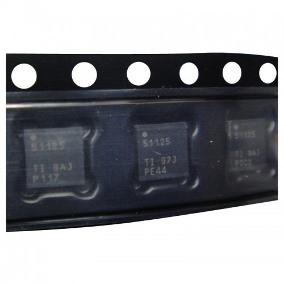 TPS51125RGER, DC/DC контроллер, 5.5В до 28В, 2 выхода, синхронный понижающий, 460кГц, VQFN-24