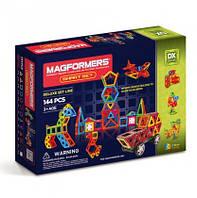 Магнитные конструкторы ТМ Magformers Умный набор 144 элементов