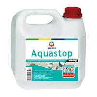 Eskaro Aquastop Strong Укрепляющая глубокопроникающая грунтовка-концентрат 3 л