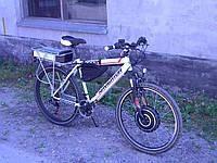 Электровелосипед OCEAN Navigator