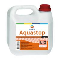 Eskaro Aquastop Expert Мелкодисперсная глубокопроникающая грунтовка-концентрат 3 л