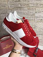 Модные женские кеды Valentino Fly Crew