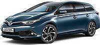 Защиты двигателя на Toyota Auris (c 2012--)
