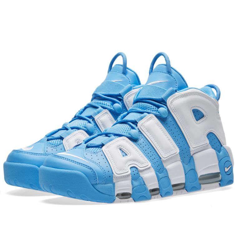 125f104756eee Оригинальные кроссовки Nike Air More Uptempo 96 - Sport-Sneakers -  Оригинальные кроссовки - Sneakerhead