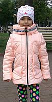 Куртка-жилетка для девочки 1009/37
