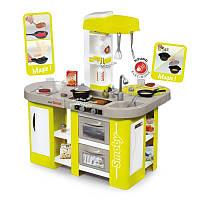 Smoby Электронная кухня-студия XL волшебная сковорода 311024