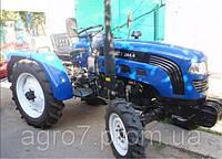 Трактор ДТЗ 4244НХ(4x4, 3 цил., 24л.с., гур)
