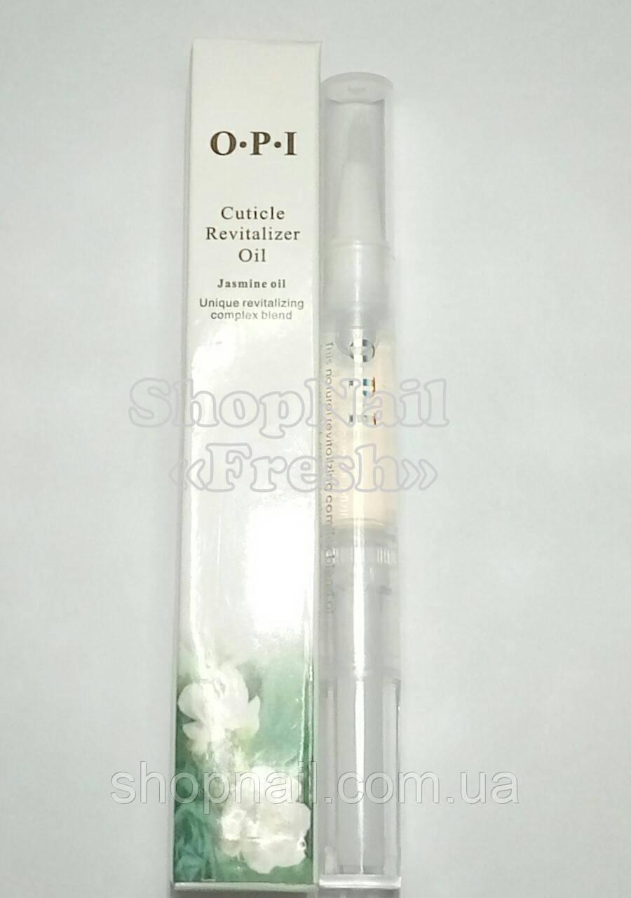 Масло OPI для кутикулы и ногтей, жасмин