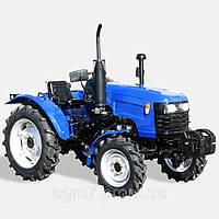 Трактор ДТЗ 5244Н(24л.с., 4х4, ГУР, 2 насоса гидравлики)