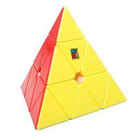 Пирамидка MoYu MoFangJiaoShi Pyraminx Цветной