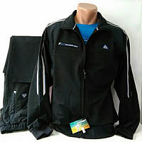 Мужской спортивный трикотажный костюм Турция, Соккер, размеры 46, 48, 50, 52, 54.