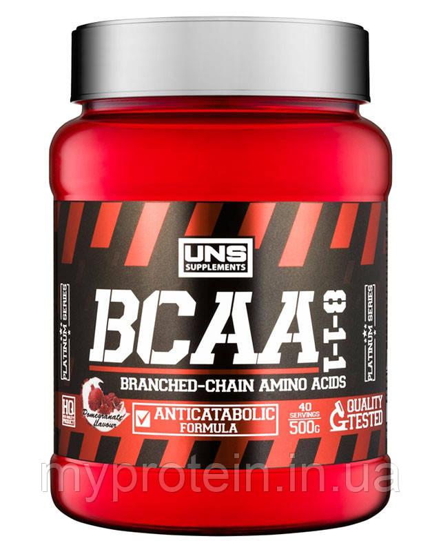 UNS бца BCAA 8:1:1 500 g