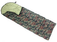 Спальник - одеяло с подголовником Forrest Pilot  Camo