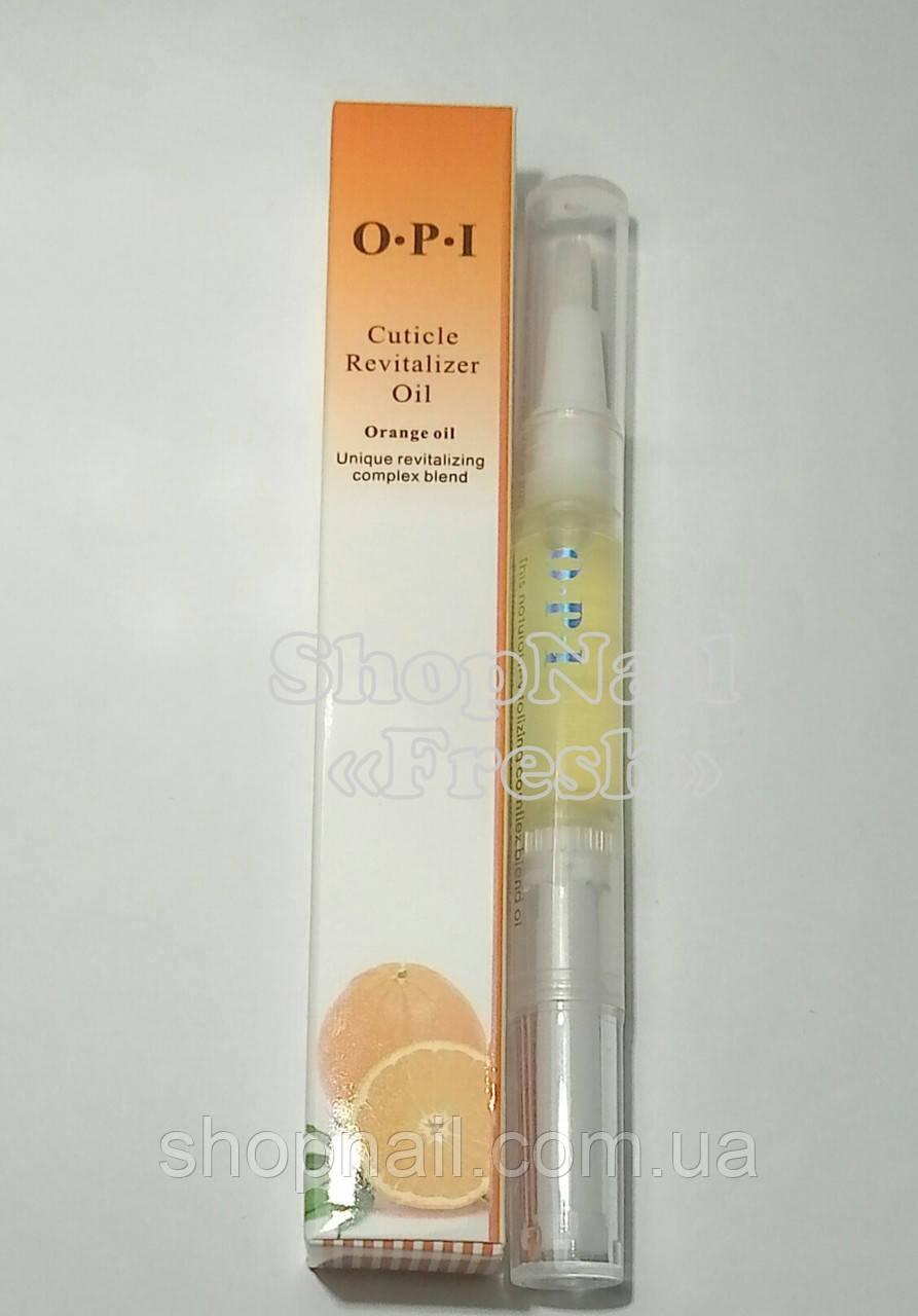 Масло OPI для кутикулы и ногтей, апельсин