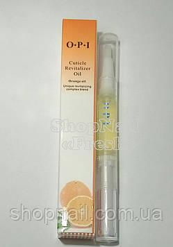 Масло OPI для кутикулы и ногтей, апельсин, фото 2