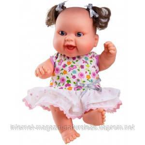 Кукла - пупс с мягким телом Paola Reina Карина