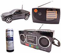 Радиоприемники, колонки USB