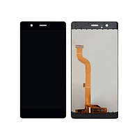 Дисплей с сенсорным экраном Huawei P9 (EVA-L09 / EVA-L19 / EVA-L29) черный
