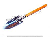 Лопатка садовая нержавейка с длинной ручкой