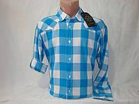 492377d3787 Рубашка мужская в клетку с длинным рукавом в Украине. Сравнить цены ...