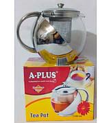 Заварник для чая горшок 1100мл 0114