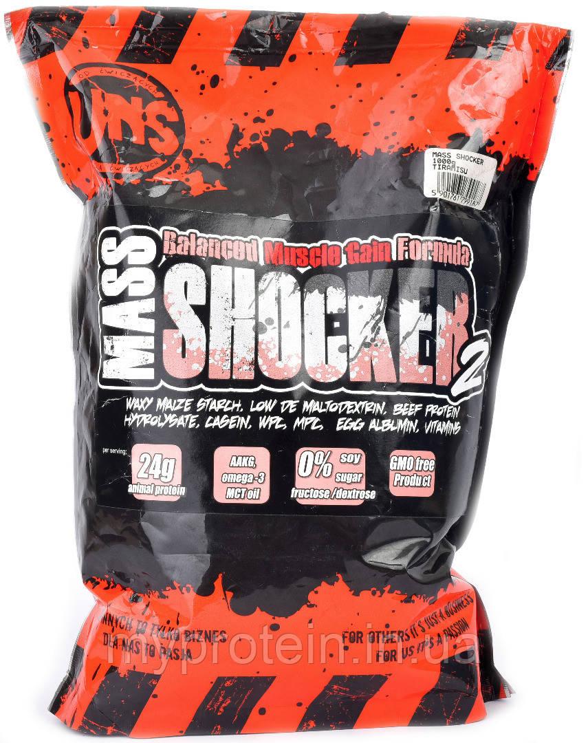 UNS Гейнеры Mass Shocker 1 kg