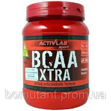 BCAA Xtra 500 гр blueberry Activlab
