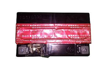 Аккумулятор 12V 7А заливной OUTDO, фото 2