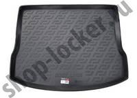 Коврик багажника (корыто)-полиуретановый, черный Тюнинг Mazda 3 III (мазда 3) 2013+