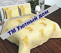Полуторное постельное бельё Детское Мишки