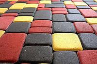 Добавки для производства тротуарной плитки