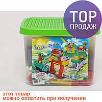 Конструктор Active Baby Веселая ферма / детские игрушки