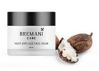 """Интенсивный ночной антивозрастной крем для лица +40 """"Bremani care"""""""