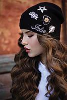 купить зимнюю женскую шапку 2018