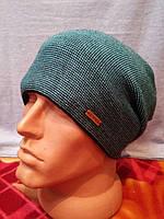 Стильная мужская шапка 1009/47