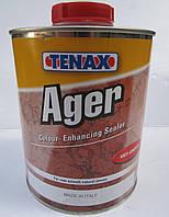 AGER - предаёт эффект мокрого старого камня, предохраняет от воды, жиров, краски TENAX Италия 1литр
