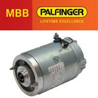 Элетродвигатели MBB