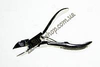 Кусачки ногтевые Мастер 802 для обрезания кутикулы и ногтей на ногах и руках, ручная заточка, тип упаковки: пл