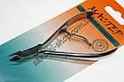 Кусачки маникюрные Мастер 810 для обрезания кожицы вокруг ногтей, ручная заточка, тип упаковки: пластиковый бл, фото 3