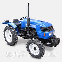 Трактор DONGFENG DF244DL(24 л.с., 4х4, датчик моточасов, сиденье на пружине, гидровыходы)