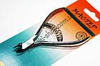 Кусачки манікюрні Майстер 822 для обрізання шкірки навколо нігтів, ручне заточування, тип упаковки: пластиковий бл, фото 3