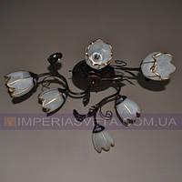 Люстра припотолочная IMPERIA шестиламповая LUX-453610