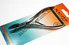 Кусачки маникюрные Мастер 832 для обрезания кожицы вокруг ногтей, ручная заточка, тип упаковки: пластиковый бл, фото 3