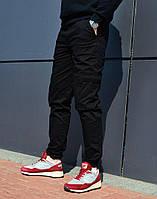 Мужские карго брюки Titan черные