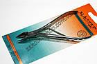 Кусачки манікюрні Майстер 833 для обрізання шкірки навколо нігтів, ручне заточування, тип упаковки: пластиковий бл, фото 3