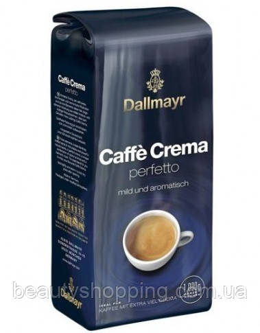 Кофе Dallmayr Caffe Crema Perfetto в зернах 1 кг