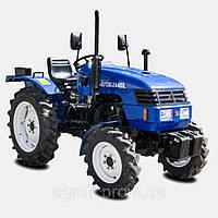 Трактор DONGFENG DF244DHL(24л.с., гур, 4х4, гидровыходы, датчик моточасов)