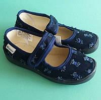 Тапочки в садик на мальчика текстильная обувь Виталия Украина размеры 28-31,5